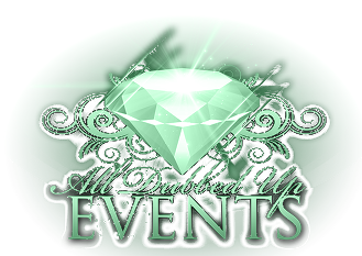 All Dubbed Up Events, Logo